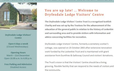 Dryfesdale Lodge Visitors' Centre