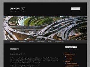 Junction-X Website