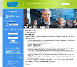 My Career Agent (membership)